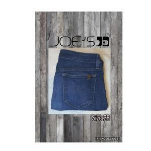 Joe's Distressed Denim Jeans